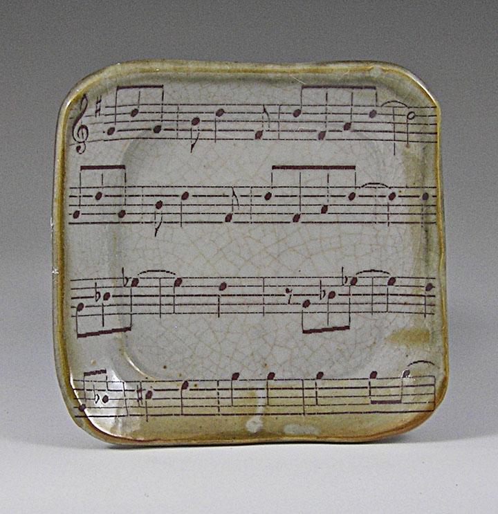 Dessert Plate Music